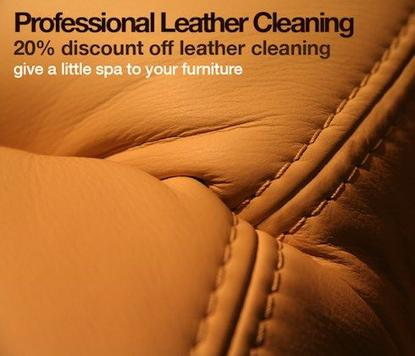 leather sofa cleaning Doncaster
